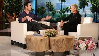 Ellen Meets 'The Bachelor' Ben