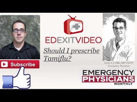 Should you prescribe Tamiflu?
