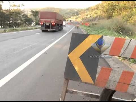 Estradas estaduais e federais passam por duplicações em Minas