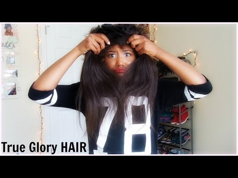 True Glory Hair Review   Brazilian Straight   Atlanta