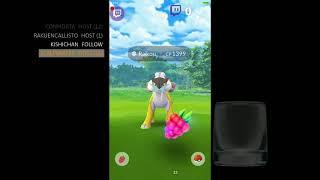 [Pokemon Go] 7th stamp Field research #4