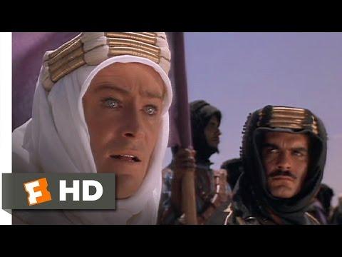 Lawrence of Arabia (8/8) Movie CLIP - No Prisoners (1962) HD