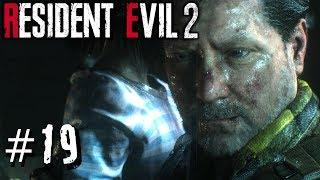 Resident Evil 2 REmake | 19 | I AM NOT OKAY D: