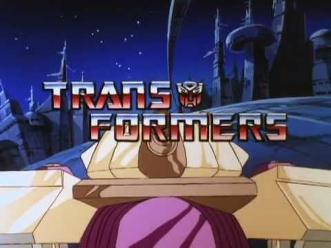 Transformers G1 season 3 Intro and Outro (1986-1987) [HQ]
