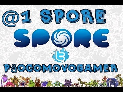 Spore - Serie Nova! ! (GAMEPLAY/PT/BR)