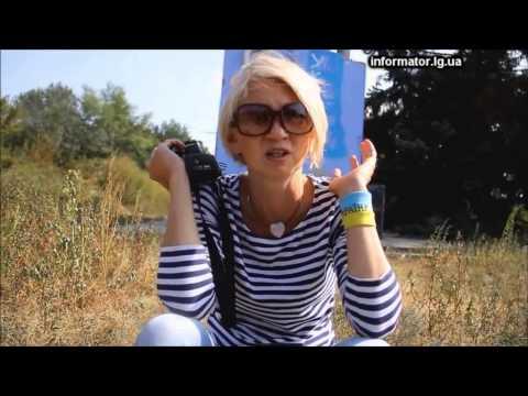 обстрел лагеря украинских военных в поселке Дмитровка