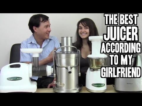 The Best Juicer According to My Girlfriend - 동영상