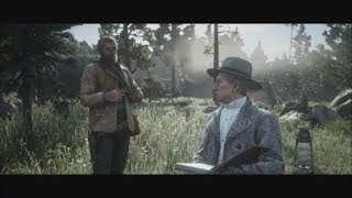 RDR2 Stranger Stories: Money Lending And Other Sins (All Cutscenes)