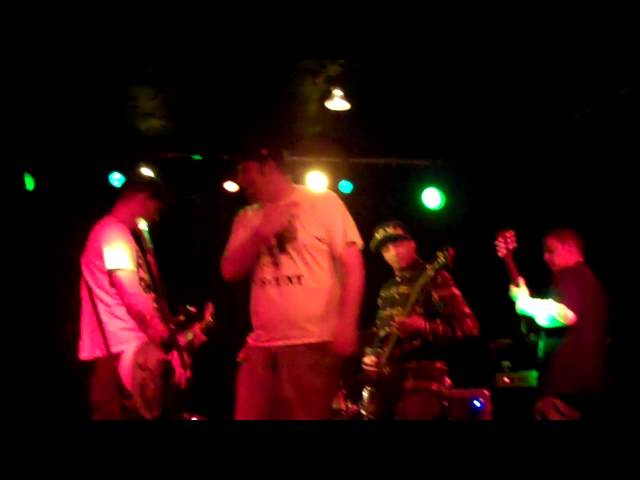 Abject NYHC Live at Bar Matchless Brooklyn NY 12/23/11