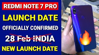 Redmi Note 7 Pro India launch Confirmed 28 feb officially | Redmi Note 7 Vs Note 7 Pro Difference
