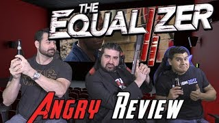 The Equalizer 2 Angry Movie Review