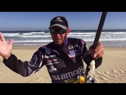 ASFN Shimano Ambassadors at Sundays River  in the Eastern Cape Rock & Surf Fishing