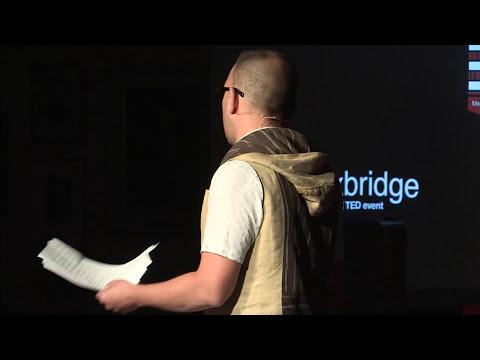 How to break the Internet: Cory Doctorow at TEDxOxbridge