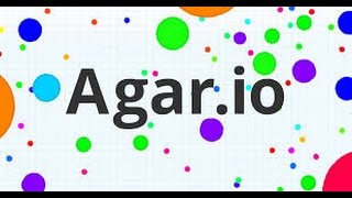 Noob Plays Agario For The First Time!!!