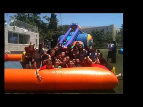 All Star Israel Sports Camp 2014