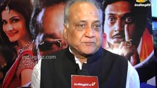 Policegiri - T. P. Aggarwal Interview On Policegiri | Bollywood Movie | Sanjay Dutt, Prachi Desai, Manoj Joshi