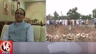CM Shivraj Singh Chouhan Urge Farmers To Withdraw Agitation | Madhya Pradesh | V6 News