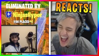 "(14.4 MB) Ninja Reacts to ""Why Ninja is my favorite Fortnite Streamer"" Mp3"