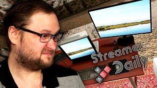 НОВЫЕ ИГРЫ НА СТРИМЕ ► Streamer Daily #3