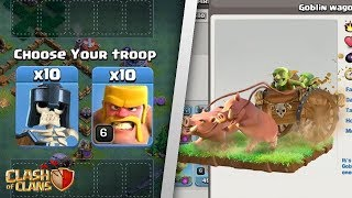 8 Things Clash of Clans Should Have - 1v1 Draft Mode, Goblin Wagon! | NEW Update Concepts