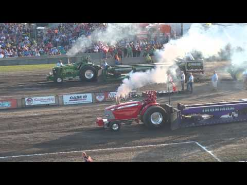 2015 Bowling Green National Tractor Pullling Championships