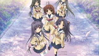 Clannad OST ~ Town, Flow of Time, People