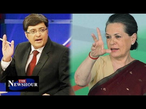 Can Congress Wash Off Hands From AgustaWestland Deal? : The Newshour Debate (27th April 2016)
