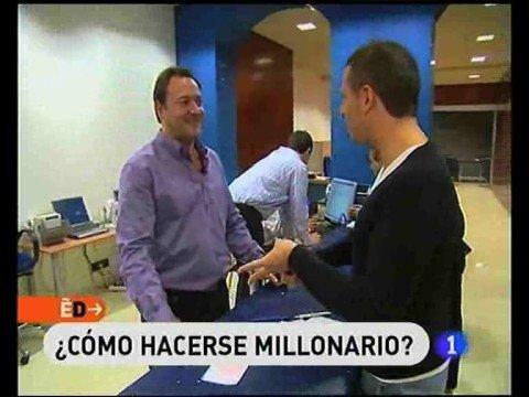Eduardo Losilla en España Directo TVE1
