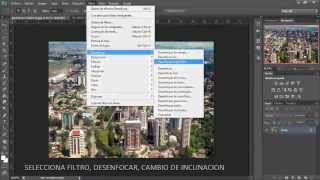 MARTINEZ FOTOGRAFIA - EFECTO TILT SHIFT EN PHOTOSHOP