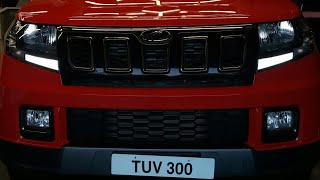 TUV 300 2019 Exclusive Review   Back to Car Reviews😁😁😀