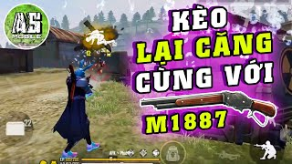 [Garena Free Fire] AS Lập Kèo Solo Shotgun M1887 Cực Căng !!! | AS Mobile