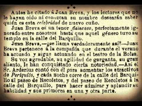 JUAN BREVA - SOLEARES