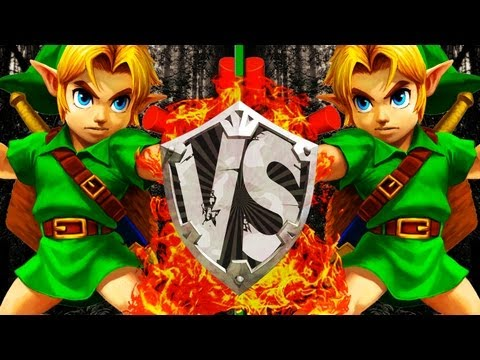 Zelda: Ocarina of Time Versus - Episode 1 [Great Deku Tree]