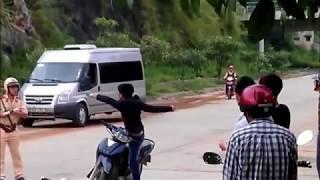 Te nan xa hoi - Sự thật về bản lĩnh của cảnh sát giao thông