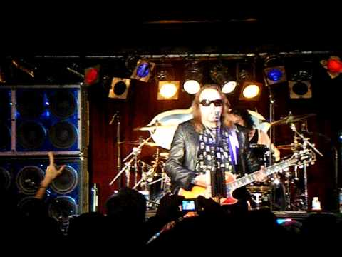 Ace Frehley - Flaming Youth + Into The Void ,BB Kings,NYC ,10-25-2011