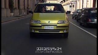 Punto Selecta / 90 / Cabrio (gamma FIAT Punto - schede tecniche) \\ 1994 \\ ita Vv