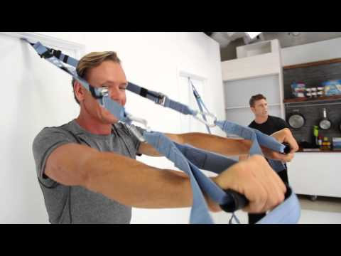 Guy Leech Suspension Training System: behind the scenes