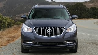 2014 Buick Enclave Review And Road Test