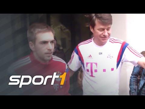 Philipp Lahm erfolgreich operiert! Uvm. | SPORT1 - Der Tag