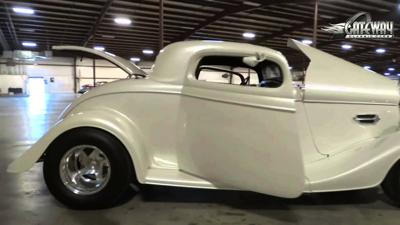 1933 ford 3 window coupe stock 621 youtube for 1933 ford 3 window coupes for sale