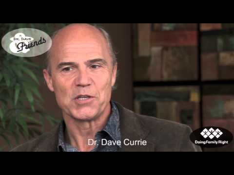 What are the secrets of balancing work and family? With Dr. Dave Currie of Doing Family Right