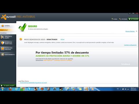avast free antivirus licencia hasta 2038 gratis