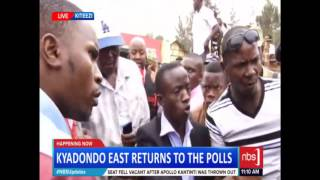 Kyadondo East By-Election Candidate Muwada Arrested