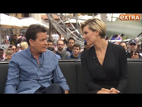 Charlie Sheen Talks 'Two and a Half Men,' and Spending Mother's Day with His Exes