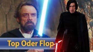 Ist Star Wars 8 Die letzten Jedi gut oder schlecht? | Top oder Flop