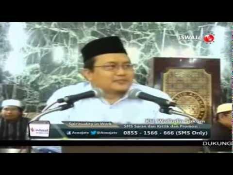 KH. Wafiudin Sakam - Tausiyah