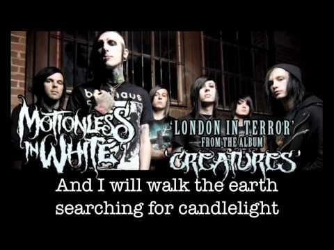Motionless In White - London In Terror (with lyrics)