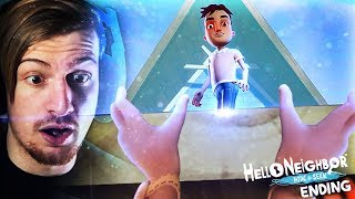 THE TRUTH OF WHAT HAPPENED..    Hello Neighbor: Hide and Seek (ENDING)