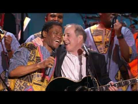 Paul Simon and Ladysmith Black Mambazo -