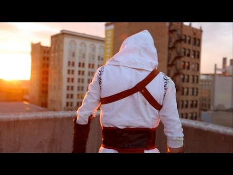 Assassin's Creed Meets Parkour in Real Life Music Videos